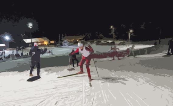 skidress dame langrenn